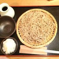 Photo taken at 手打蕎麦 松永 by Mayumi E. on 7/9/2014