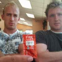 Photo taken at Taco Bell by Brian B. on 8/26/2013