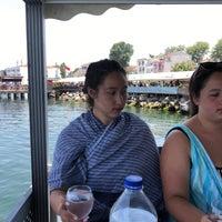 Photo taken at Kıyı Restaurant by Damao C. on 7/4/2018