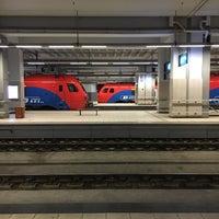 Photo taken at Belgradе Centre Railway Station by Jonas K. on 4/2/2018