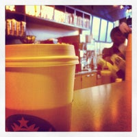 Photo taken at Starbucks by Konstantin S. on 10/13/2012