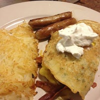 Photo taken at Perkins Restaurant & Bakery by Jodie F. on 1/28/2013