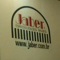 Foto tirada no(a) Jaber Especialidades Árabes por Andrea M. em 6/9/2013
