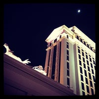 Photo taken at Caesars Palace Gardens by Beau H. on 3/21/2013