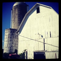 Photo taken at Cobblestone Valley Farm by Beau H. on 9/6/2013