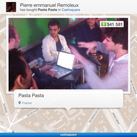 Photo taken at Pasta Pasta by Pierre emmanuel R. on 1/23/2014