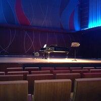 Photo taken at Conservatorio de Música de Puerto Rico by Tina M. on 9/25/2013
