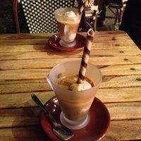 Photo taken at Gelato Bar & Espresso Caffe by Matthew K. on 7/6/2013