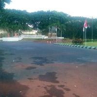 Photo taken at Universitas Jember by Bryan P. on 5/30/2014
