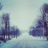 Photo taken at Ayr, Ontario by Ryan L. on 2/2/2014