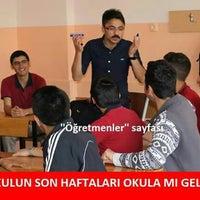 Photo taken at Battalgazi Ortaokulu by Velhasili B. on 6/7/2016