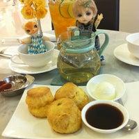 Photo taken at SCONES by Anotai (สโกนส์) by minijijo J. on 10/26/2013