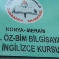 Photo taken at özbim eğitim kurumları by Bünyamin A. on 2/28/2016