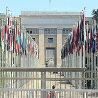 Снимок сделан в United Nations Office at Geneva пользователем Boti 6/17/2013