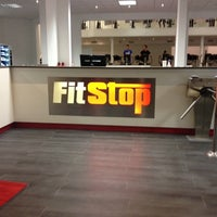 Photo taken at FitStop by Michael V. on 2/9/2014