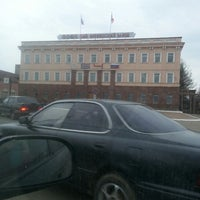 Photo taken at ОАО Воткинский Завод by Эльмира Б. on 5/3/2014
