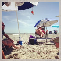 Photo taken at 40th Street Beach by Emily C. on 8/25/2013