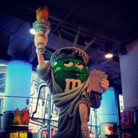 Photo taken at M&M's World by VaaL C. on 12/24/2012
