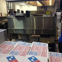 Photo taken at Domino's Pizza by TELL ME THE SALE™ on 5/22/2014