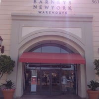 Photo taken at Barneys New York Outlet, Carlsbad by TELL ME THE SALE™ on 4/1/2014
