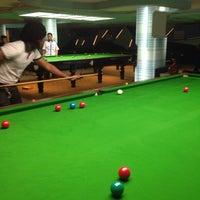 Photo taken at Golden Break Snooker & Pool Club by 🎀 ediey shrizn 🎀 on 10/27/2014