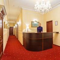 Das Foto wurde bei Арт-Отель Радищев von Арт-Отели am 1/22/2014 aufgenommen