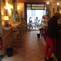 Photo taken at Cafe' al Comunale by Christian Ƨ. on 3/31/2016