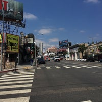 Photo taken at The Sunset Strip by Ryan K. on 8/16/2017