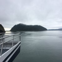 Photo taken at Shelter Bay by Emma E. on 5/15/2017