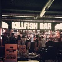 Photo taken at Killfish by Kirill M. on 6/20/2014