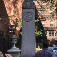 Photo taken at John Hancock Grave by Mats C. on 9/2/2017