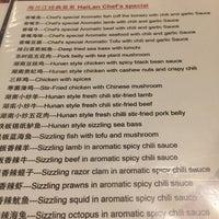 Снимок сделан в Hilan Korean & Chinese Restaurant пользователем Mats C. 10/15/2016