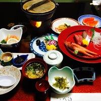Photo taken at 加賀八汐 by かどのちゃん on 10/11/2014