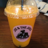 Photo taken at Joe & The Juice by Nneoma on 2/4/2013