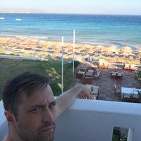 Photo taken at Amaryllis Beach Hotel by Μεγας Α. on 7/20/2016