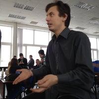 Photo taken at Аудитория 622 by Oxana T. on 2/5/2014