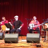 Photo taken at Auditori Barradas by Ramon F. on 3/9/2014
