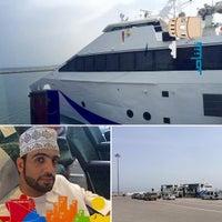 Photo taken at Shinas Port by Malik D. on 3/30/2016