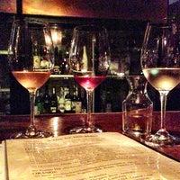 Photo taken at Kazimierz World Wine Bar by Toshi on 3/11/2013