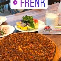 8/12/2017 tarihinde Emine G.ziyaretçi tarafından Frenk Pide ve Lahmacun, Bahçeşehir'de çekilen fotoğraf
