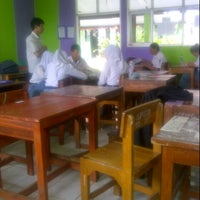 Photo taken at SMA Negeri 1 by ecep p. on 3/17/2014