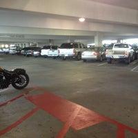 Photo taken at Hard Rock Parking Garage by Amy M. on 10/23/2012