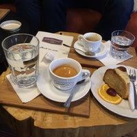Photo taken at Café Sládkovič by Marko V. on 1/27/2017