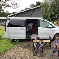 Photo taken at Cardiff Caravan Park by « uʍop-ıɐs-dn ». on 8/23/2017