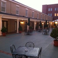 Photo taken at DoubleTree by Hilton Hotel & Suites Charleston - Historic District by Jamie on 12/22/2012