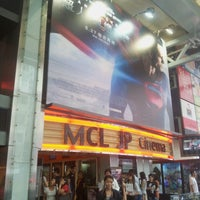 Photo taken at MCL JP Cinema by arsie 0. on 6/29/2013