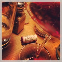 Photo taken at JoJo Bistro & Wine Bar by T.C. P. on 11/15/2013