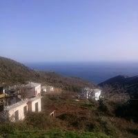 Photo taken at Kalamaki by Valentina K. on 1/25/2014