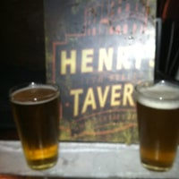 Photo taken at Henry's 12th Street Tavern by Rita G. on 9/30/2012
