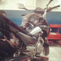 Photo taken at Suzuki Mitra Indo Serpong by Reynaldi P. on 12/12/2014